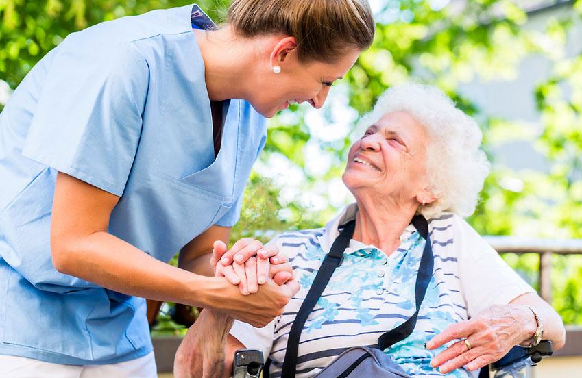 Gute Altenpflege – ob Tagespflege, Pflegedienst oder Pflege zuhause mitPflegehilfe