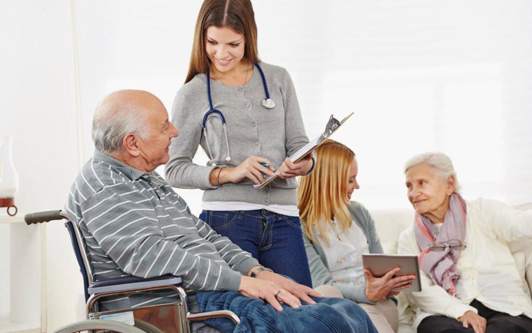 Pflegestufen oder Pflegegrade?