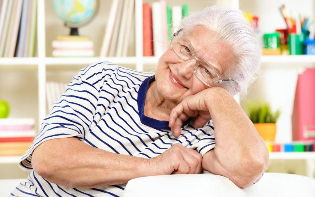 Serviceleistungen für Senioren und ältere Menschen