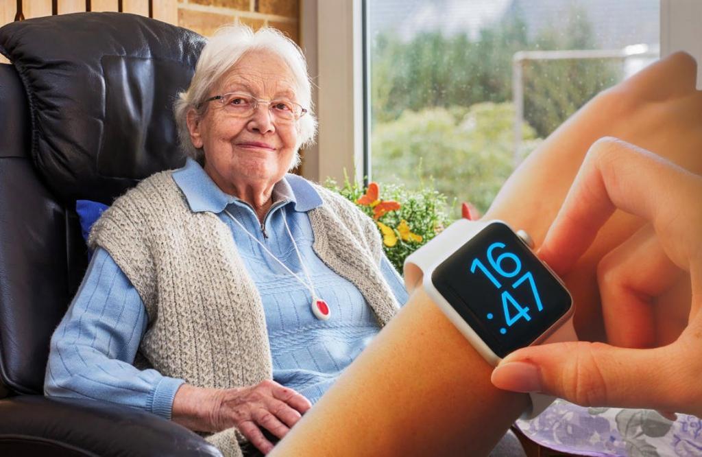 Mehr Pflegezeit für die Altenpflege