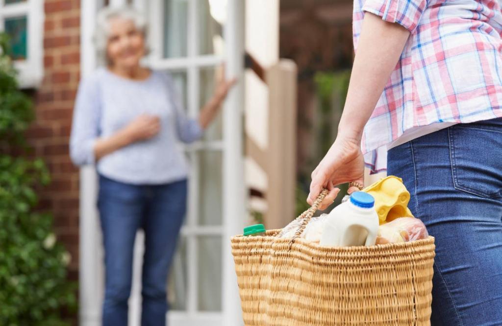 Seniorenbetreuung als Teil der Seniorenhilfe