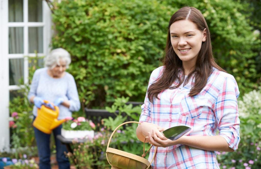 Alltagshilfen für Senioren