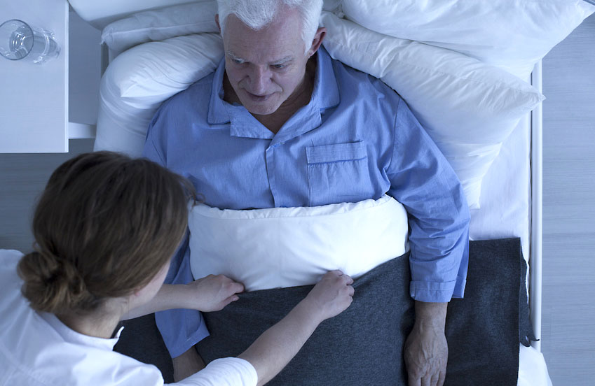 Nachtpflege Senioren