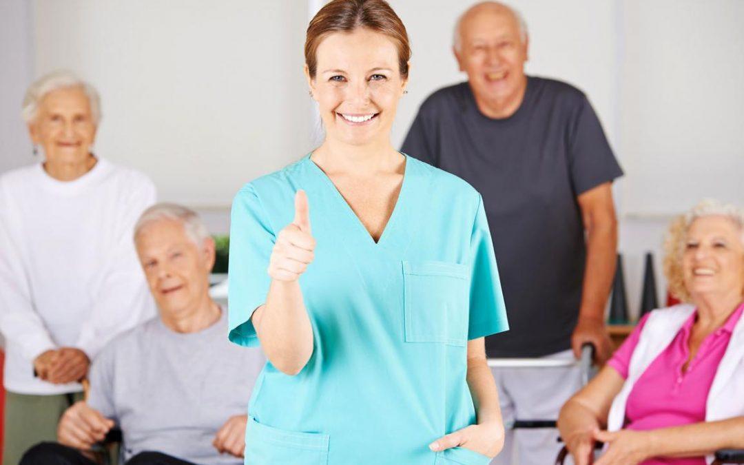 Berufsbekleidung Pflege