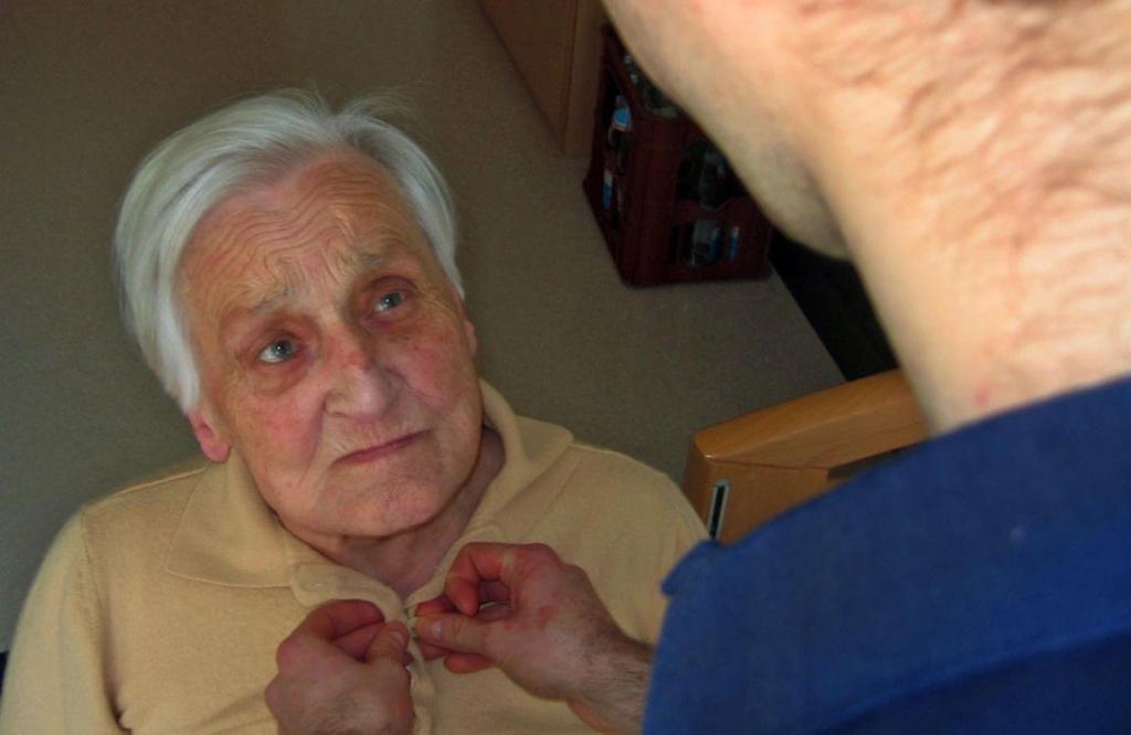 Anspruch auf eine Pflegestufe bei Demenz