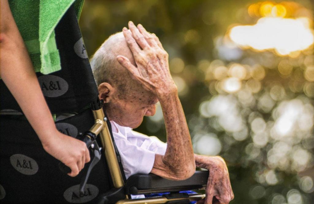 Palliativpflege – Lebensqualität bis zum Ende