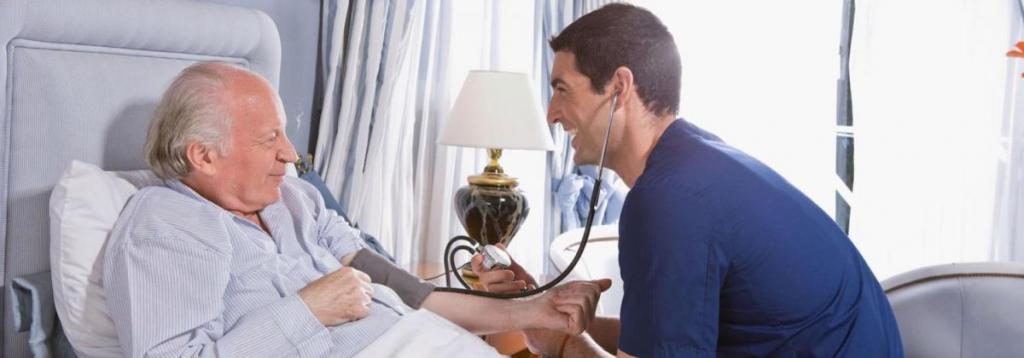 Krankheiten im Alter – Schwerhörigkeit, Demenz und Inkontinenz