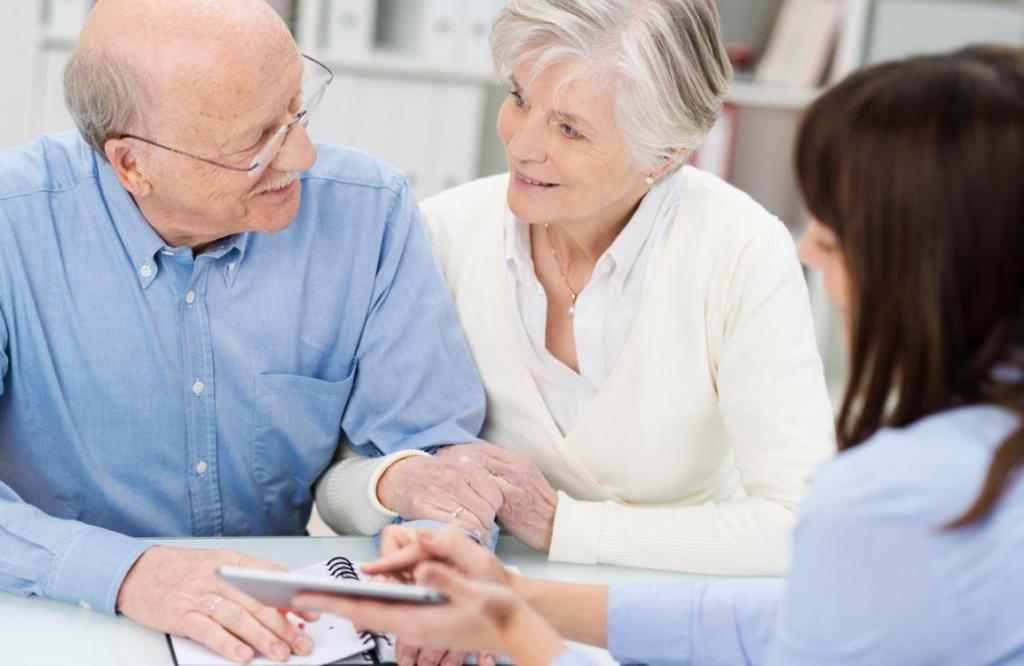 Erfolgreich Pflegegeld beantragen