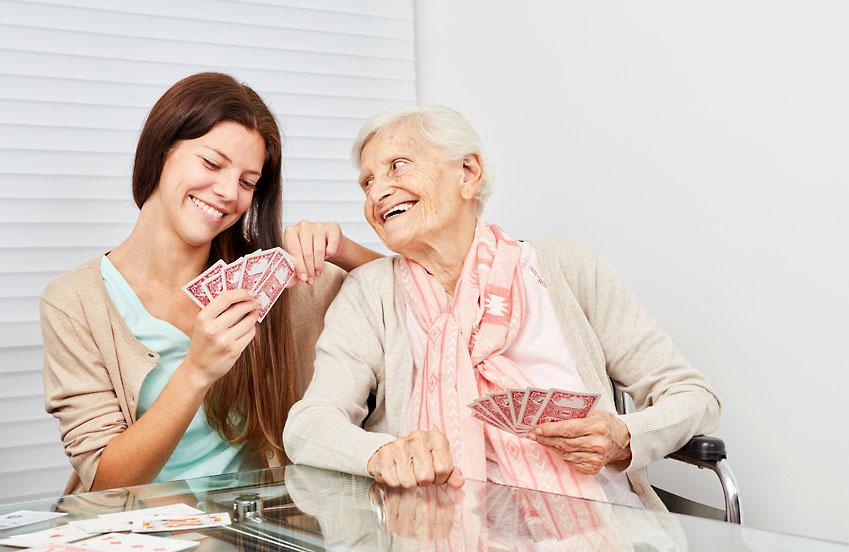 Pflege Zuhause ist machbar